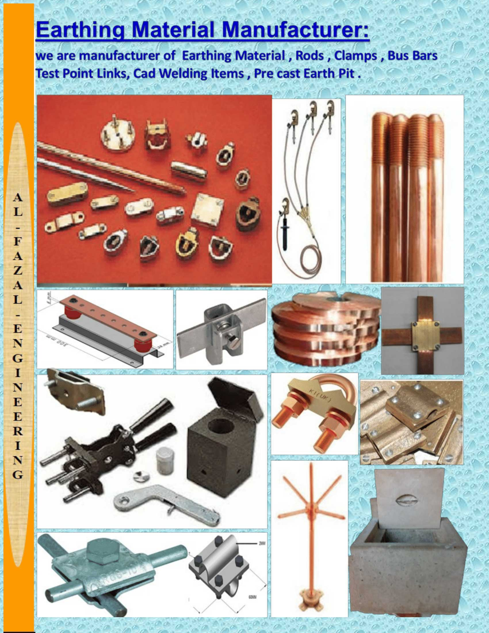 Earthing and Lightning Protection and Lightning Solution
