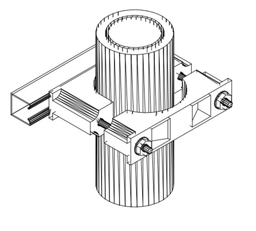 Cable Clamp for  single cable