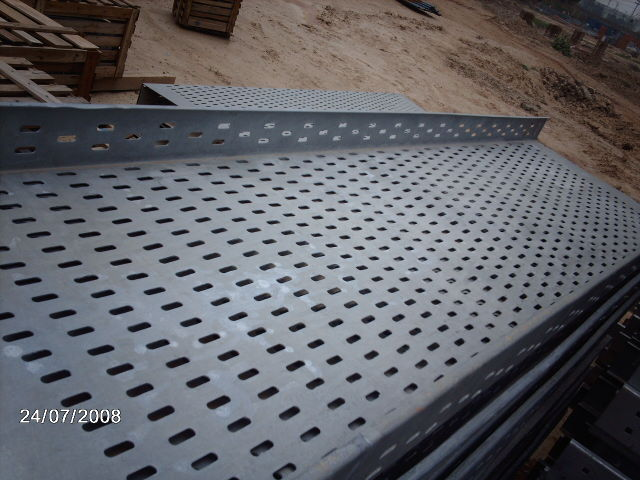 Cable Tray, Ladder Perforated, Mesh, Unistrut Channel, Hot Dip Galvanized Cable Ladder, Perforatted Cable Tray, Cable Tray Accessories,