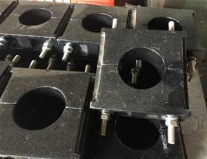 Cables Clamp for high voltage low voltage cables