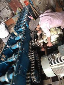 Rolling Forming for auto channel manufacturing