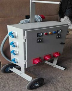 Feeder Pillar Portable Panels DBs with Receptacles